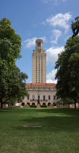 UT Tower, University of Texas in Austin