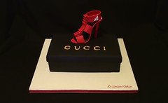 Cucci Shoe Box
