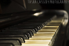 Piano (tashacassidyphotography) Tags: old music vintage keys notes piano dirty