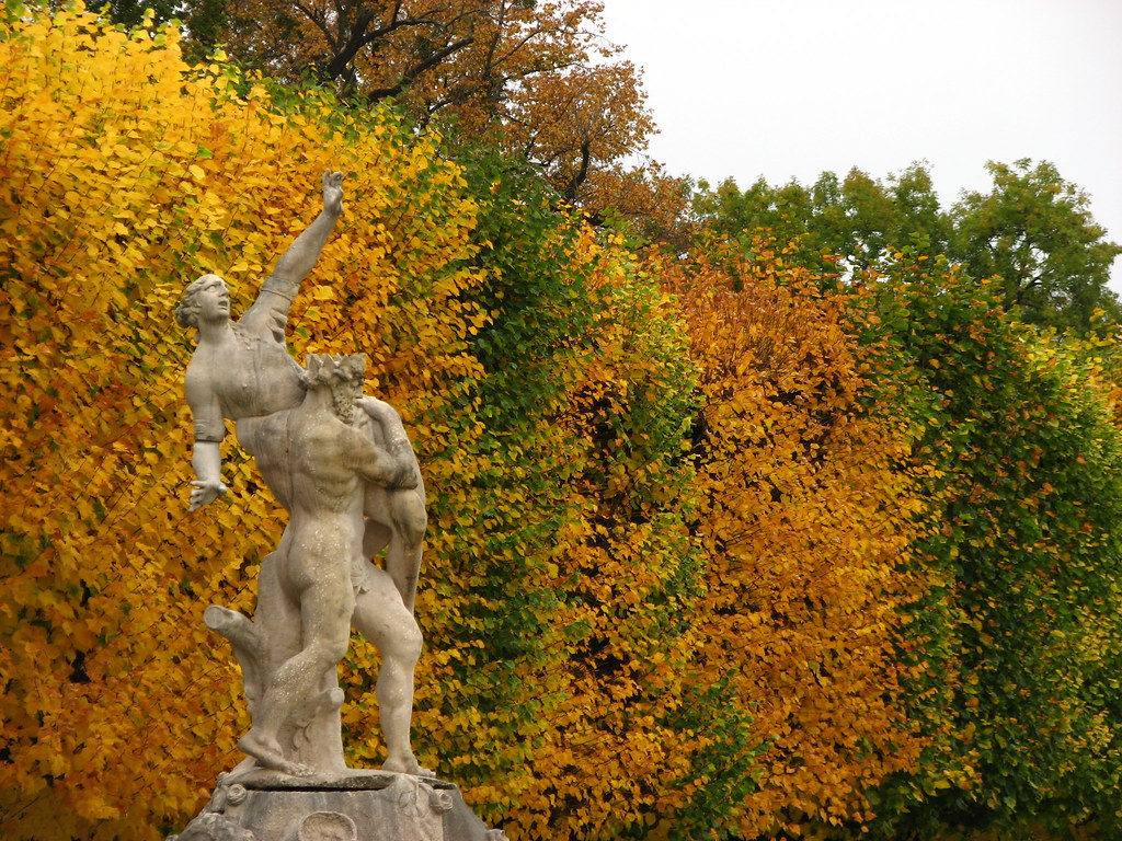 The World\'s Best Photos of mirabellgarten and statue - Flickr Hive Mind