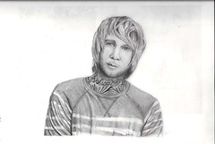 Craig Owens (youaredeadnow) Tags: art pencil sketch drawing warpedtour band tattoos charcoal drugs 2012 pencildrawing craigowens bandmember chiodoes destroyrebuilduntilgodshows