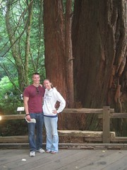 """Davy and Christie in Muir Woods • <a style=""""font-size:0.8em;"""" href=""""http://www.flickr.com/photos/109120354@N07/11042902466/"""" target=""""_blank"""">View on Flickr</a>"""