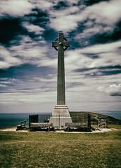 Tennyson monument (Fred Dawson) Tags: monument wight tennyson
