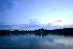Serenity... (itsrbtime) Tags: longexposure sunset nature bulb nikon singapore wide sigma wideangle nd 1020 ultrawide macritchie ndfilters d90 sigma1020 macritchienaturetrail nikond90 1020f456 rijubhattacharya itsrbtime