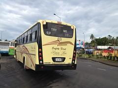 HC 999 Narere Bus (bhaskarroo) Tags: bus me yellow fiji ak suva try hino narerebus hc999