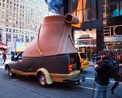 L.L. Bean Bootmobile Hunting Boot Car, Times Square, New York City (jag9889) Tags: city nyc newyorkcity ny newyork ford car truck square outdoors boot automobile tour diesel anniversary manhattan duty hunting maine pickup super bean leon transportation frame vehicle times 100 1912 freeport wienermobile biodiesel 2012 llbean retailer f250 11812 leonwood jag9889 bootmobile y2012 leonleonwoodbean llbeancom llbean100