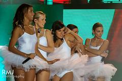 Shy'm, Lorie, Alizée, Jenifer & Claire