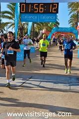 Mitja Marat Sitges 2014 (Sitges - Visit Sitges) Tags: barcelona sport media running run deporte sitges correr atletismo marat 2014 maratn mitja atletas esport atletisme xxxi