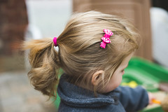 january 16: ponytail (Francesca Russell) Tags: lila 2014 age2