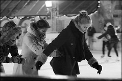 1_DSC4476 (dmitryzhkov) Tags: street documentary life moscow russia social human monochrome reportage public urban city photojournalism people streetphotography face streetportrait bw group bunch night lowlight nightphotography motion best beststat pretty woman ice rink sport compete dmitryryzhkov blackandwhite portrait everyday candid stranger