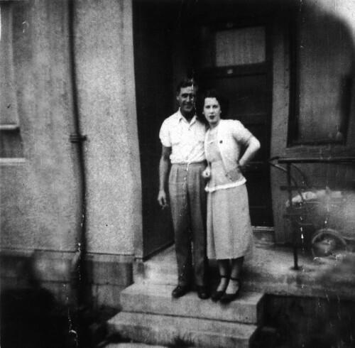 John and Jess Doherty Townhead 1950s