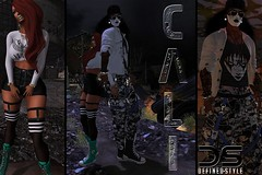 We wear Chucks, Not Ballies (Ms. Vivacious) Tags: newrelease magika ryca deadlycouture fifriday coldambitionz definedstyle