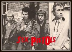 Sex Pistols 0014 (PostCardScan) Tags: punk postcard punkrock pil sidvicious anarchyintheuk stevejones holidaysinthesun johnnyrotten nancyspungen thesexpistols paulcook publicimageltd postcardscan johnlyndon