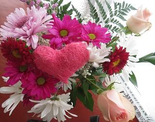 Bonne St-Valentin à Tous! - Happy Valentine to all!  2014 0162