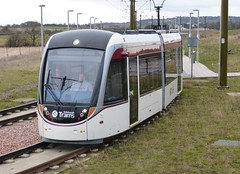 Edinburgh Trams (Cammies Transport Photography) Tags: test for edinburgh transport tram trams caf on ingilston pampr
