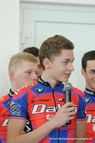 Ploegvoorstelling Davo Cycling Team (171)