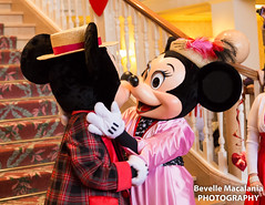 Greetings at Disneyland Hotel - Valentine's Day Outfits (Bevelle Macalania) Tags: hotel day disneyland valentines greeting outfits