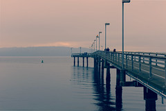 The Pier at Des Moines (Mark Talbott) Tags: winter marina pier washington nikon state des nikkor f28 moines 3570mm d600