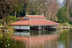 The Boathouse, Walsall Arboretum (Stevie378) Tags: lake arboretum boathouse walsall