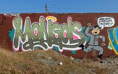 Graffiti Utrecht (oerendhard1) Tags: graffiti streetart urban art grindbak utrecht mongols mongolz