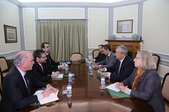 Reunião com a CTP na Sede Nacional