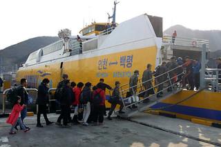 朝韩在半岛西部争议海域互相开火