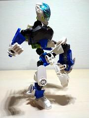 Stormer X, Hero Factory Moc 10 (Dance_91) Tags: lego samurai moc stormer herofactory