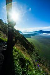 Mr. Bromo (Mio Marquez) Tags: travel people canon indonesia landscape photography southeastasia surabaya bromo 2010 uwa eastjava 50d efs1022 ijen cemorolawang mmarquez