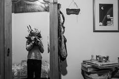 (iLana Bar) Tags: autoretrato mascara folha 2014 mascaras ilanabar