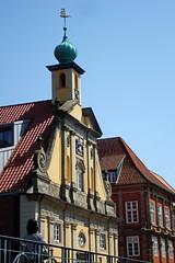 Kaufhaus-Giebel; Barock-Fassade (blacky_hs) Tags: stint stadt hafen hanse kaufhaus lneburg