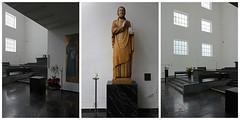 aachen 326 (beauty of all things) Tags: architecture triptych churches kirchen aachen architektur triptychon sakrales rudolfschwarz stfronleichnam sanktfronleichnam