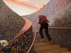 Groninger Museum (Jeroen Hillenga) Tags: museum groningen trap groningermuseum