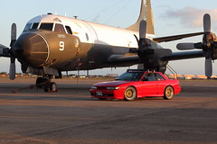 IMG_0025 (aaron_boost) Tags: airplane airport nissan aircraft silvia airstrip 240sx nismo s13 sr20det rps13 aircraftmechanic s13coupe schassis aaronboost silviafront silviarepublic aaronboostgarage 240sxforums aaronboostphotography s13aero