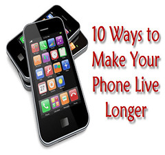 Phone live longer (eInfoDesk) Tags: 10 ways make your phone live longer methods steps care
