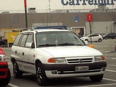 Opel Astra SW 1.8i 16v Sport 1994 (LorenzoSSC) Tags: opel astra sw 18i 16v sport 1994