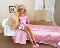 Kindertags Barbie (alenamorimo) Tags: barbie barbiedoll doll