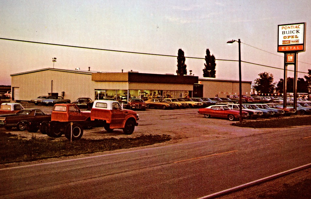 The World S Best Photos Of Dealership And Postcard Flickr Hive Mind