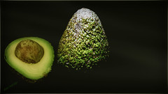 113/117....Textured Avocado (mik-shep) Tags: 365the2017edition day063365 day63 2017onephotoeachday 090 indulgence 117picturesin2017 avocado green 3652017 day63365 4mar17
