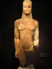 013 - Kouros statue (Scott Shetrone) Tags: other graveyards events statues places athens greece 5th kerameikos anniversaries