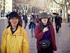 070 (Toni Jover) Tags: barcelona street old canon lens asian japanese prime f14 santamonica candid bcn streetphotography sigma catalonia tourists larambla quarter catalunya fotografia rambles rambla 30mm ciutatvella streetportraiture japonesos