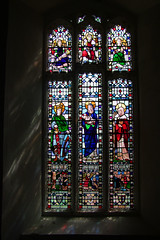Hugh Arnold window (1910) (Simon_K) Tags: nethergate saxlingham