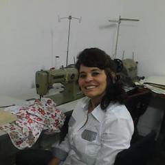 aluna do curso de costura (1) (Escola de Moda Paulistana) Tags: corte infantil escola curso costura modelagem