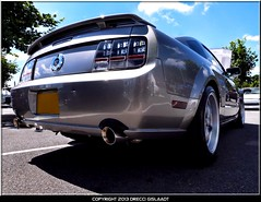 M U S T A N G (Gislaadt Art - OFF 2 days) Tags: ford car perspective mustang legend wagen worldcars