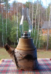 Oil Lamp (P&S Country Crafts) Tags: oillamps