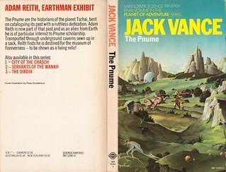 Jack Vance - The Pnume