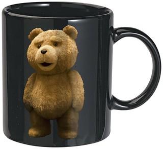 超賤的『熊麻吉』賤嘴馬克杯~
