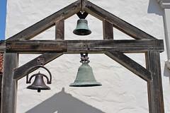 Mission Bells (skipmoore) Tags: bells missionsanrafaelarcangel
