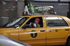 Candid of New York #1-- Inspired On Break (AlexSymcak) Tags: newyorkcity newyork art photography candid inspired passion yellowtaxi inthemist