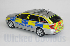 1/43 PSNI Skoda Superb Armed Response (wicked_obvious) Tags: model sticker decal transfer diecast code3 emergency43