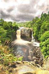 High force (Coedy453) Tags: county longexposure trees water waterfall nikon rocks whitewater durham highforce teesdale d300s 10stopfilter